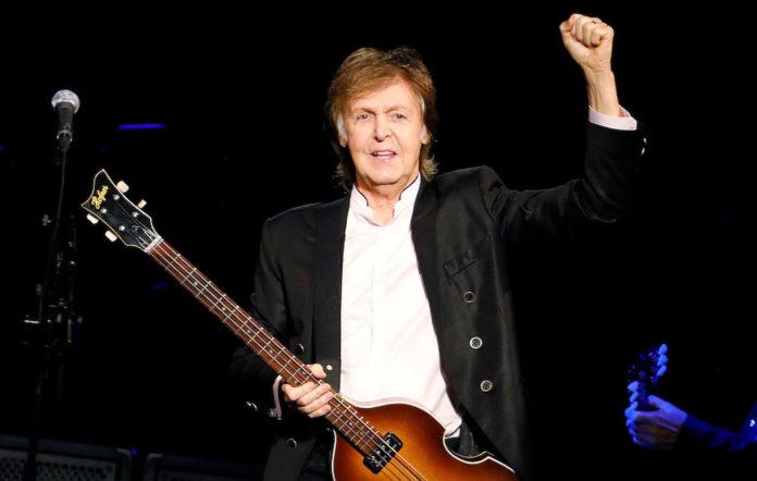 Paul McCartney musicians
