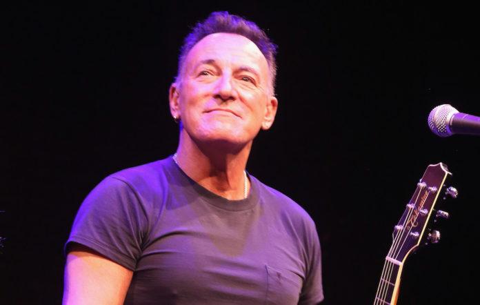 Springsteen's Broadway show