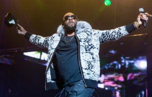 R Kelly sexual misconduct