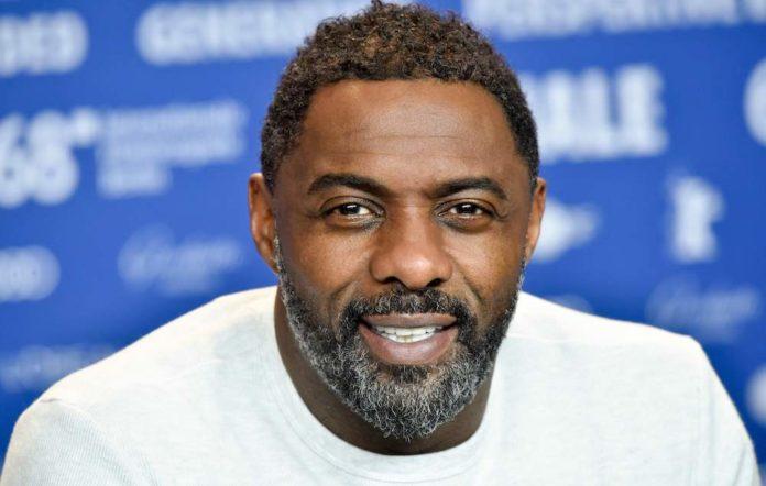 Idris Elba label