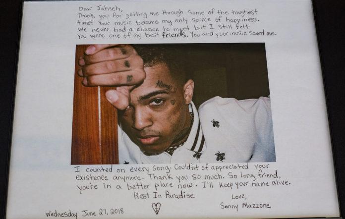 XXXTentacion murder case