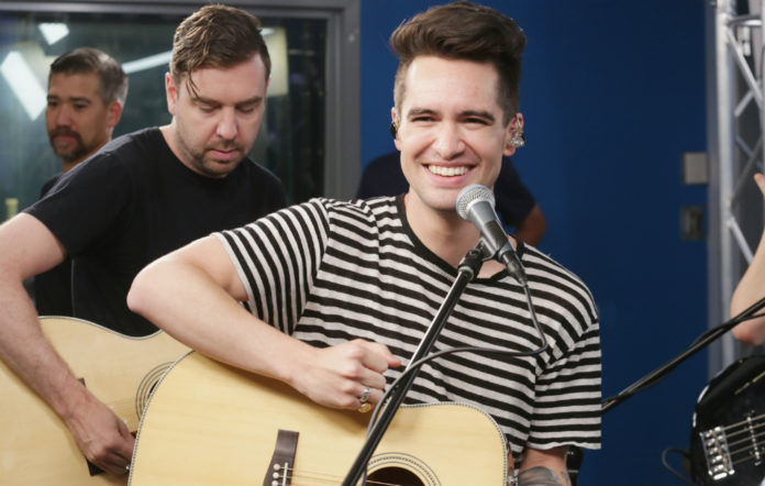 Panic! At The Disco live in session