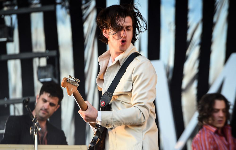 Arctic Monkeys New York