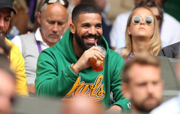 Drake drop