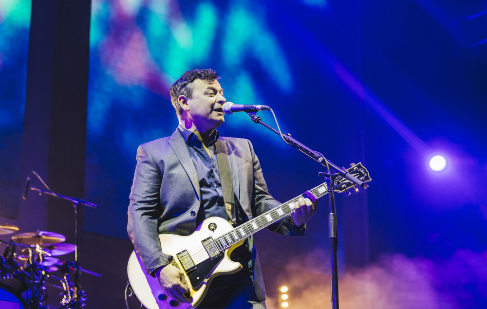 Manic Street Preachers reveal they've been working on new album in lockdown
