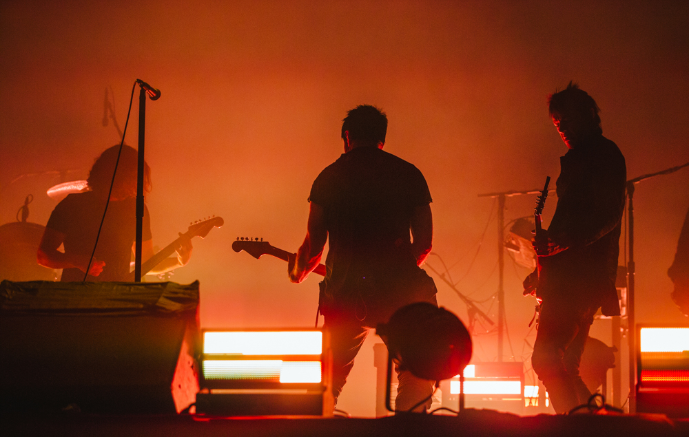 Nine Inch Nails Mad Cool Festival