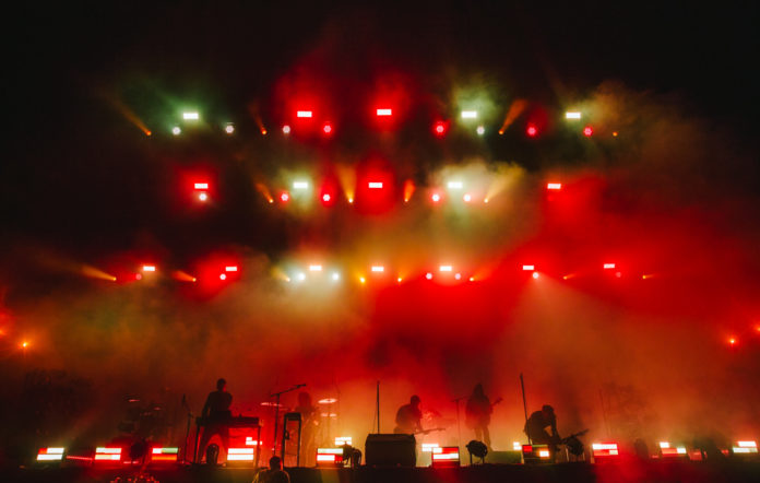 Nine Inch Nails at Mad Cool Festival