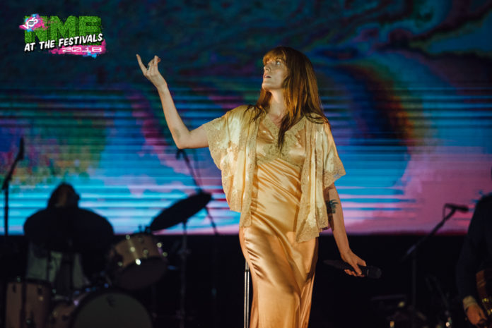 Florence + The Machine Melt Festival