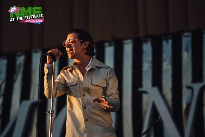 Arctic Monkeys TRNSMT