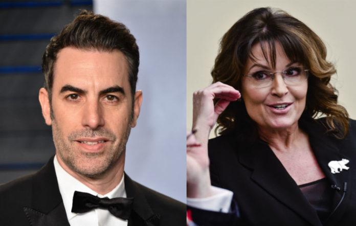 Sacha Baron Cohen / Sarah Palin