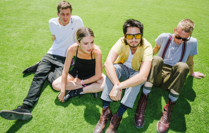 Wolf Alice at Mad Cool Festival