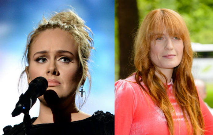 Adele / Florence Welch