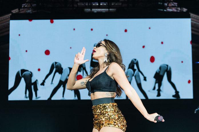 Anitta Performs At The Royal Albert Hall