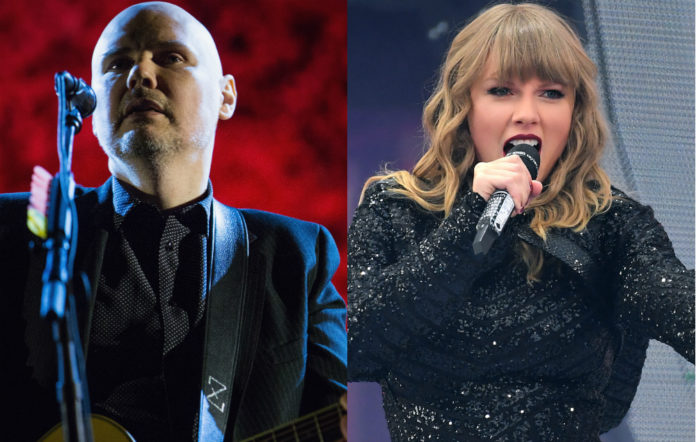 Taylor Swift, Billy Corgan