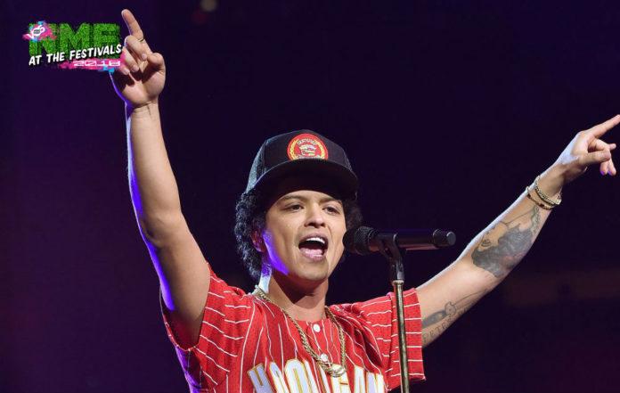 Bruno Mars Roskilde 2018
