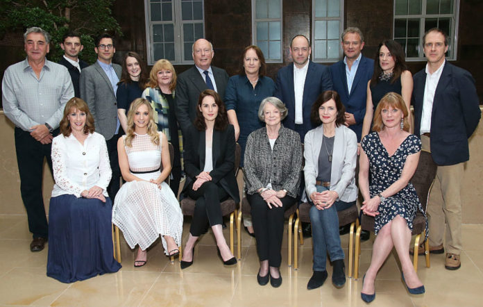 Downton Abbey movie official