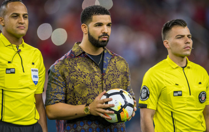 Drake football's coming home