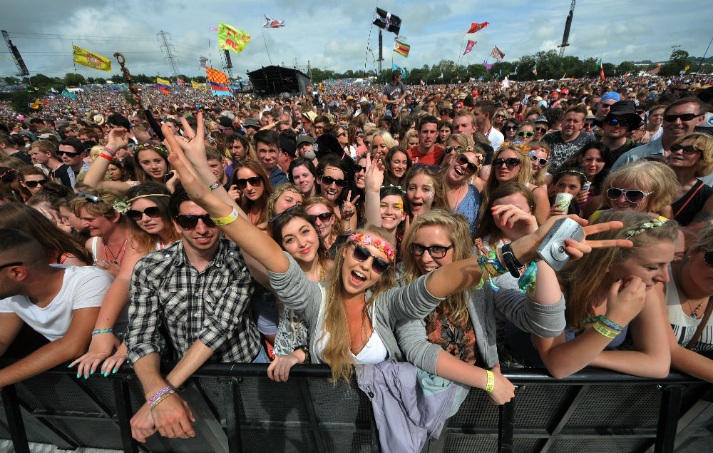 Glastonbury 2019 tickets