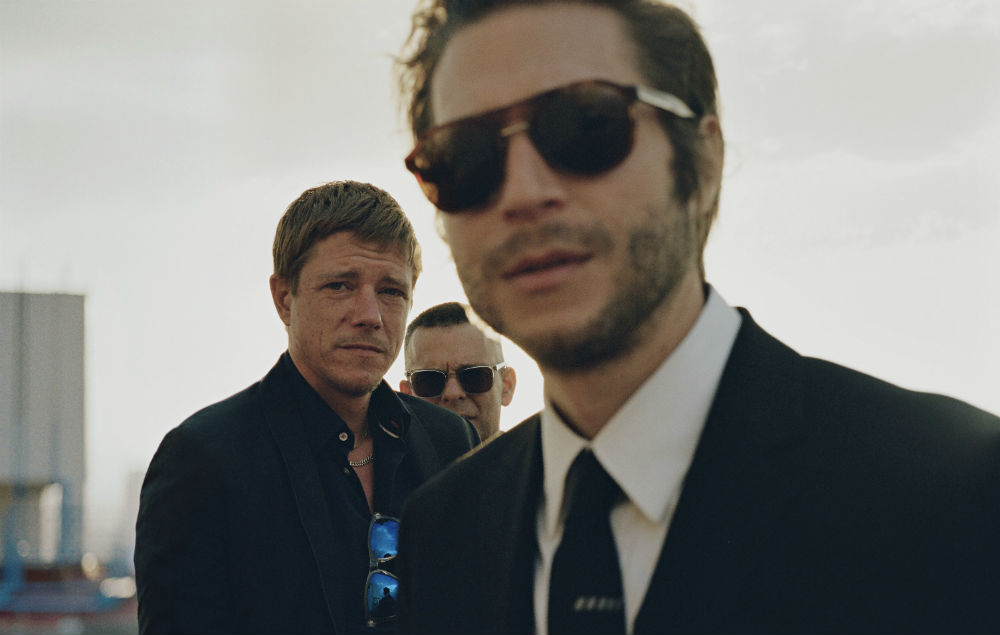 Interpol new video The Rover