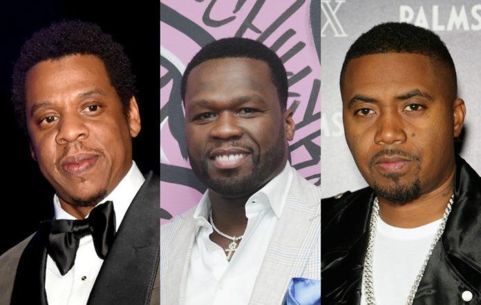 50 Cent Jay-Z