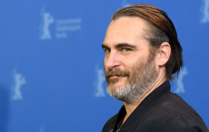 Joaquin Phoenix joker movie idea