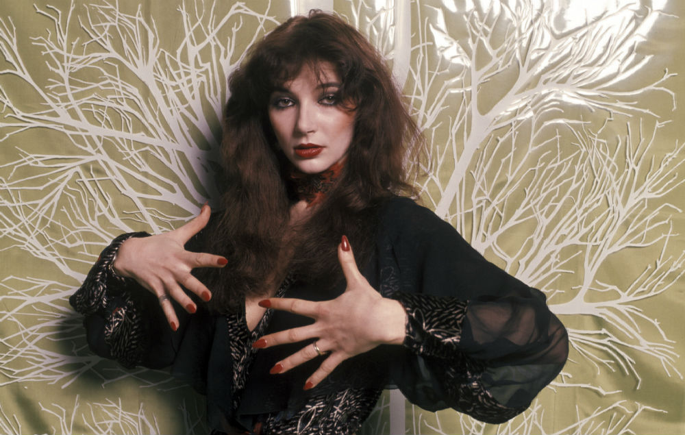 Kate bush fans recreate wuthering heights