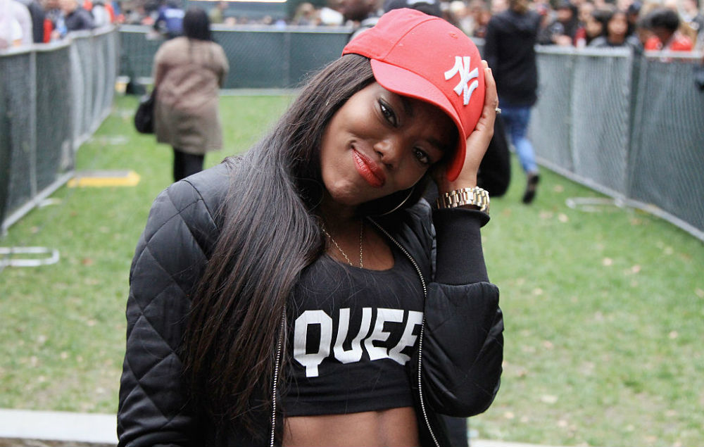 Lady Leshurr wireless security guard