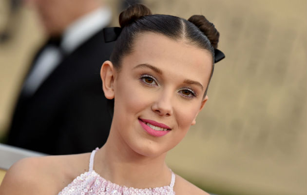 Millie bobby brown godzilla 2 first look