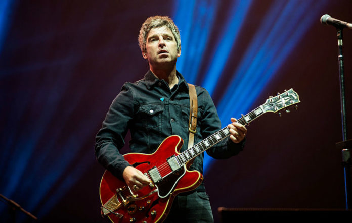 Noel Gallagher picks best people touring band