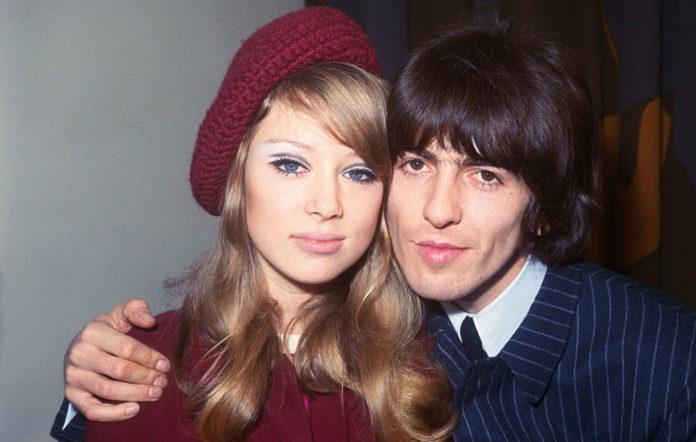 Pattie Boyd Beatlemania George Harrison