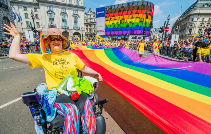 Pride in London 2018 pictures