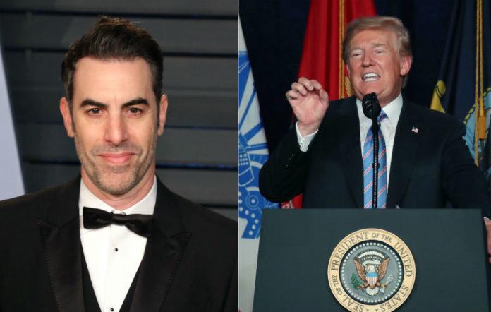 Sacha Baron Cohen / Donald Trump