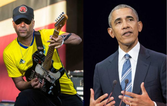 Tom Morello / Barack Obama