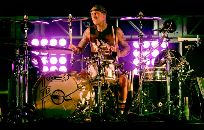 Travis Barker, Blink-182