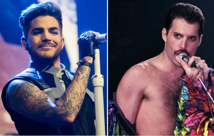Adam Lambert Freddie