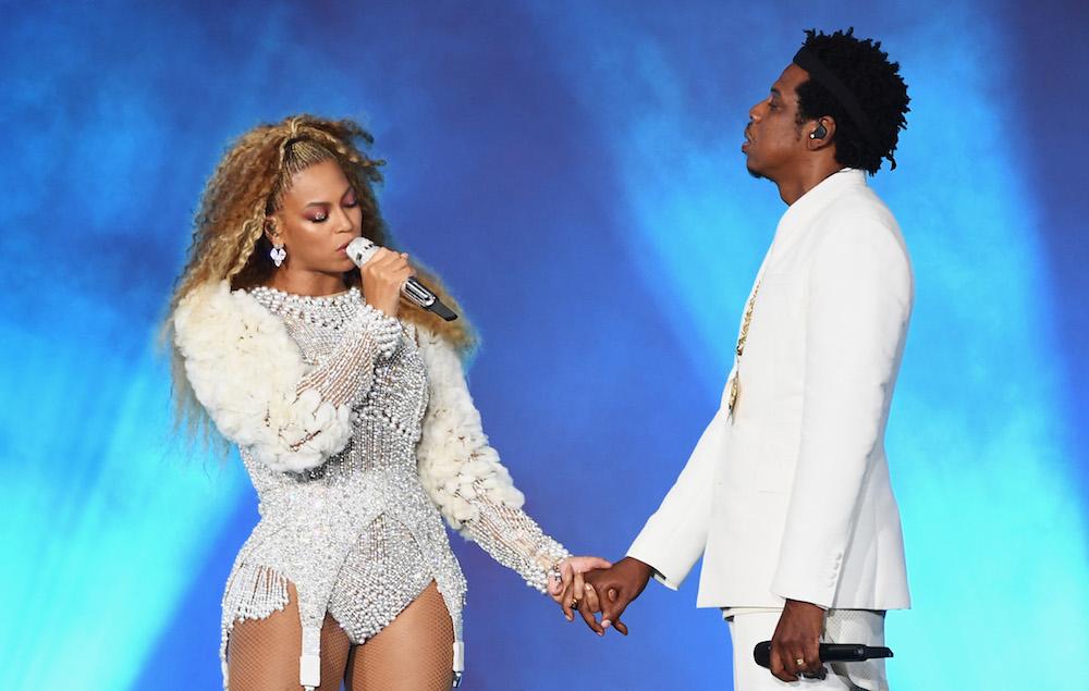 Beyoncé On the Run
