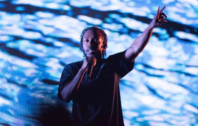 Kendrick Lamar live