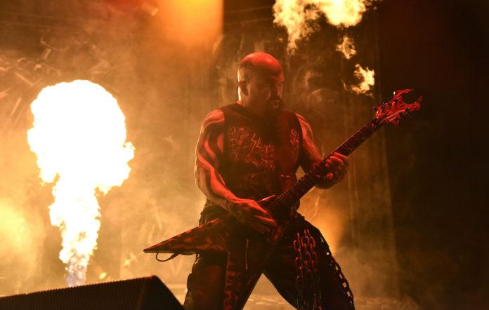 Slayer's last-ever tour