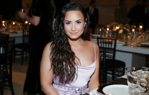 Demi Lovato released