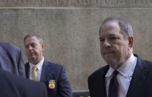 Harvey Weinstein raped