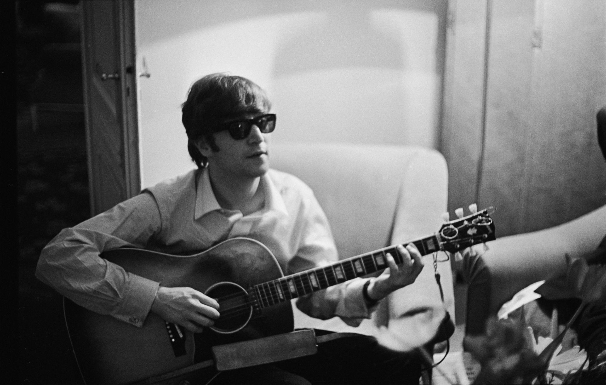 A Never Before Heard Demo Of John Lennon S Imagine Has Been Discovered Nme