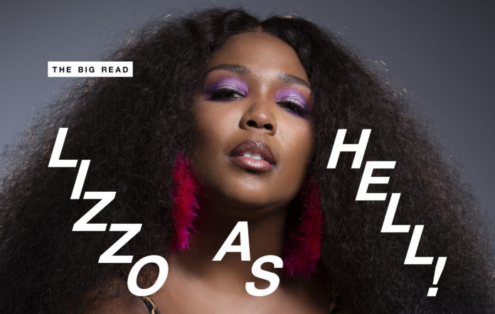 NME Big Read Lizzo
