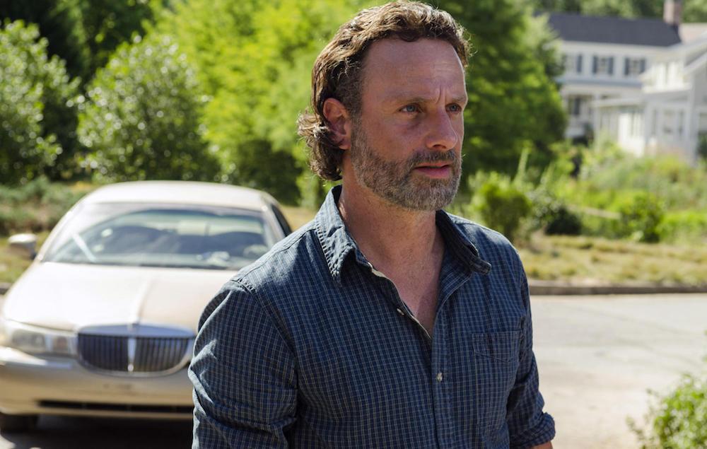 Walking Dead showrunner