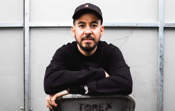 Mike Shinoda Reading