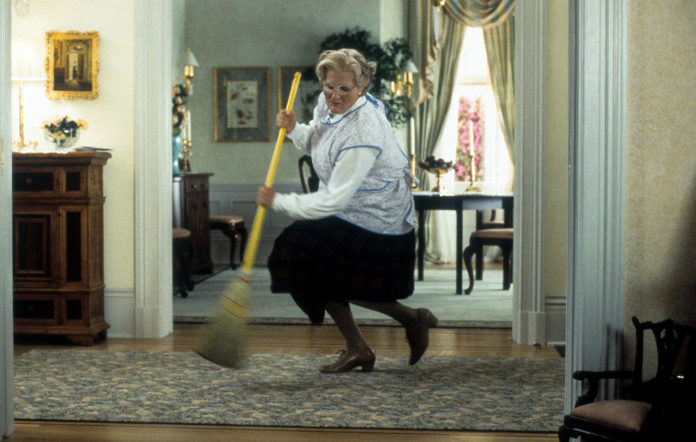 Mrs Doubtfire Is Being Adapted Into A Musical
