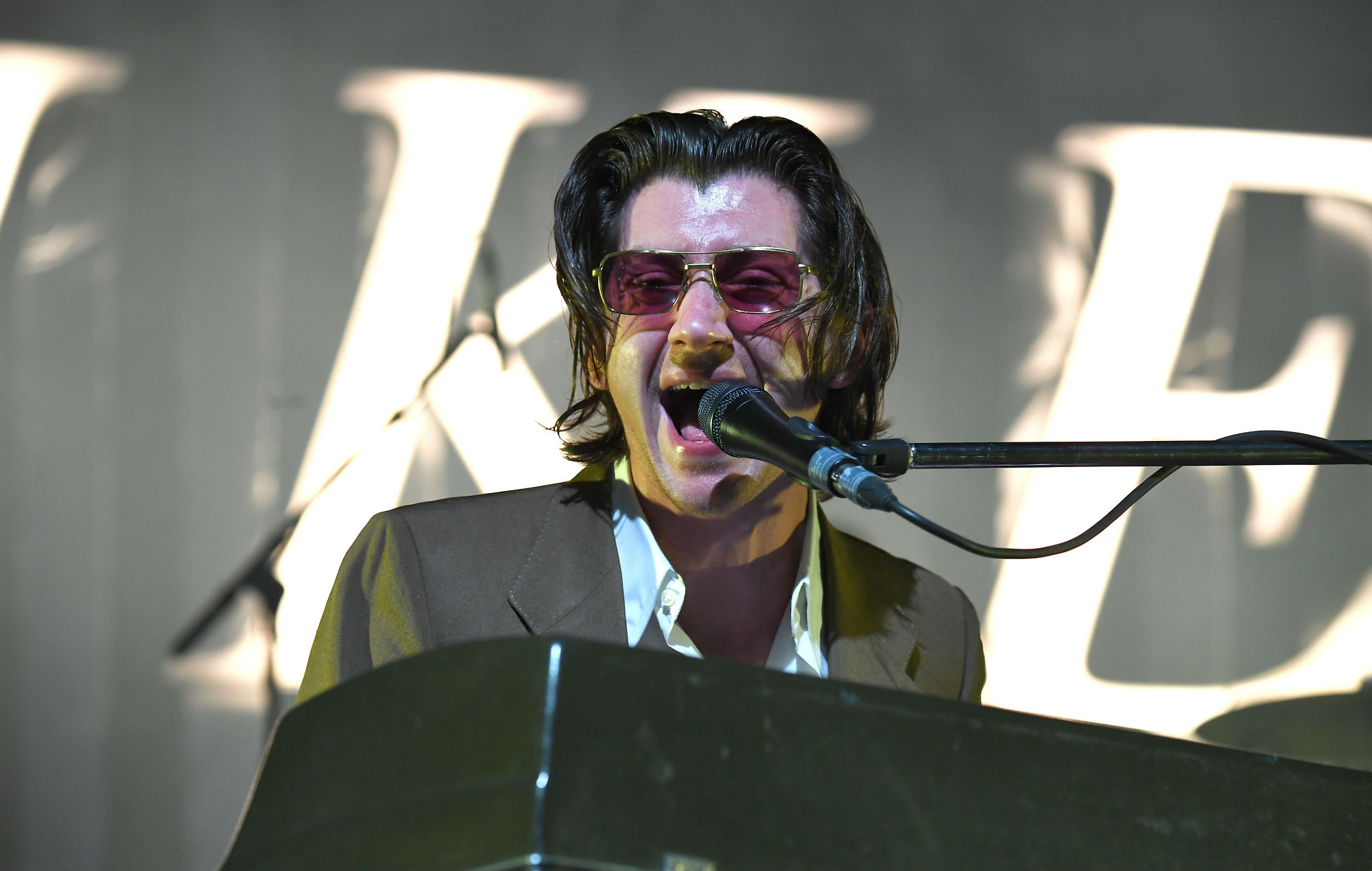 Arctic Monkeys Alex Turner making music 40 years time