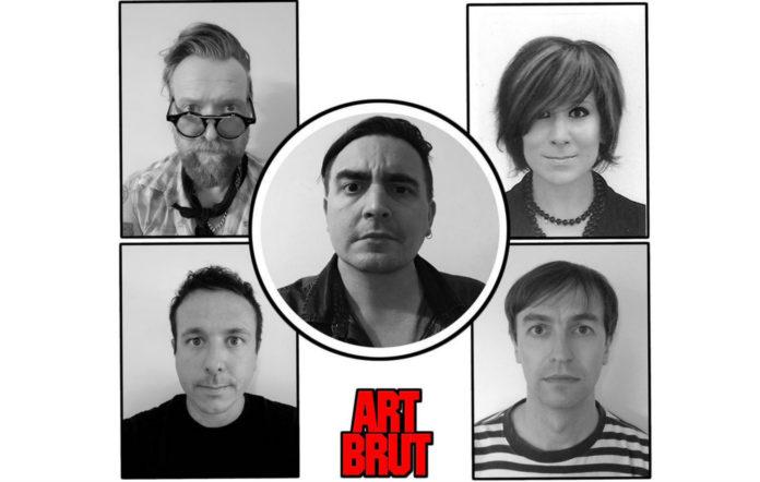 Art Brut new album Wham! Bang Pow Let's Rock Out