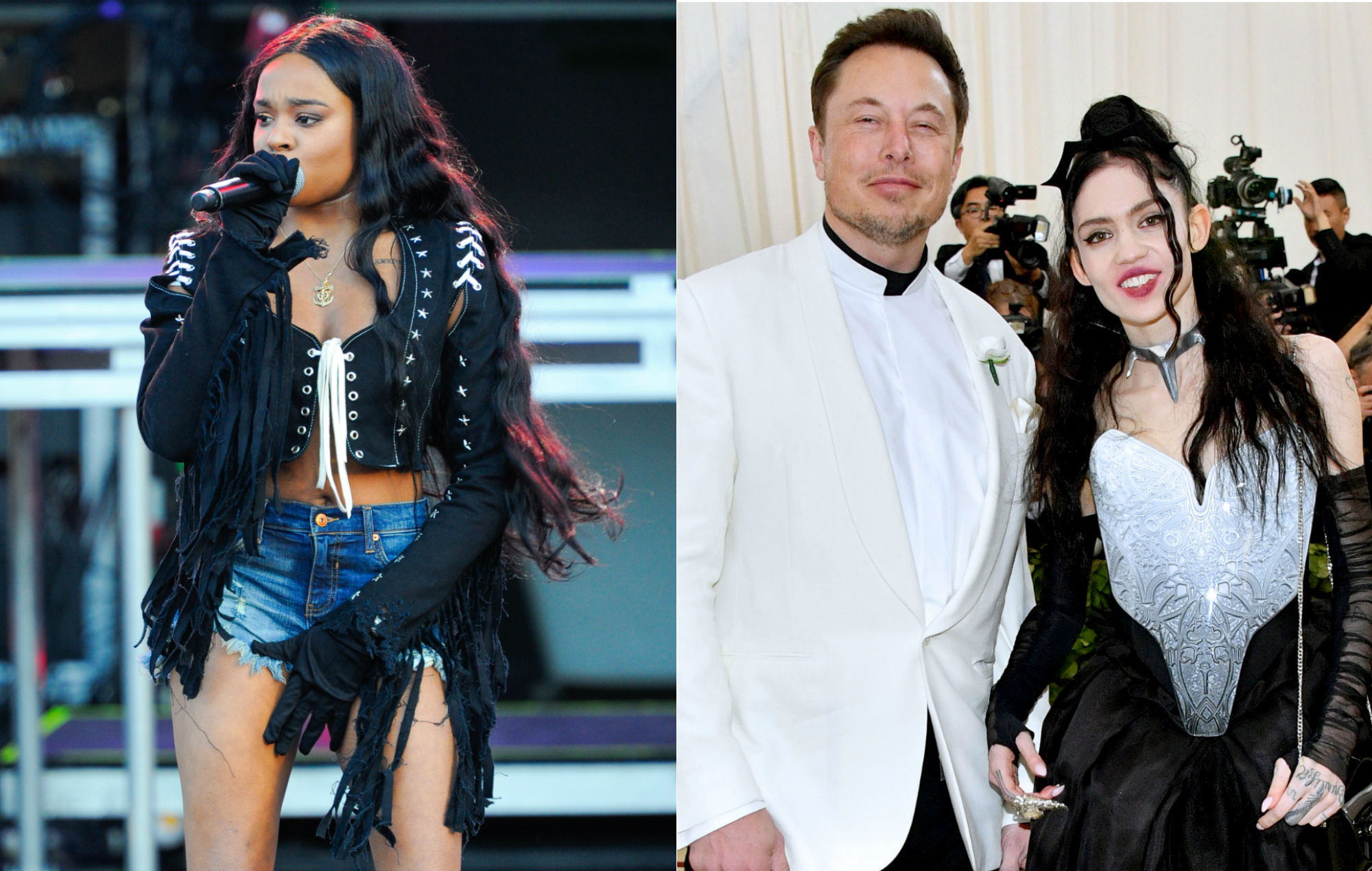 From Weed To A Giant Dick Azealia Banks Is Sharing Crazy Screenshots Of Her Bizarre Conversations With Grimes And Elon Musk