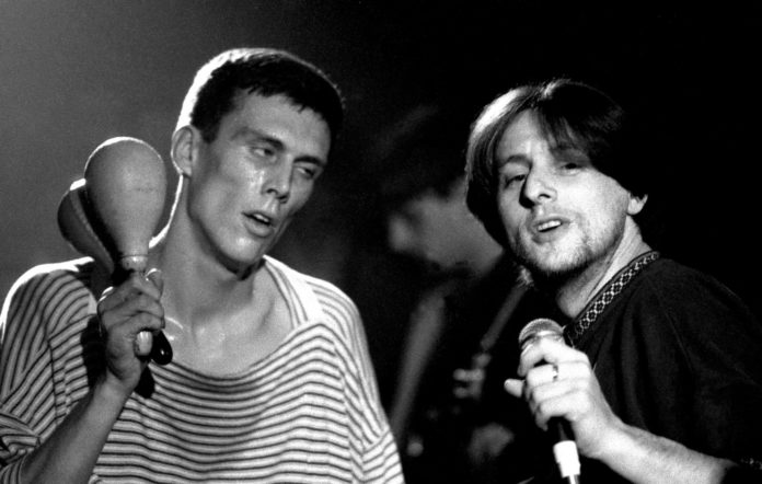 Happy Mondays banned from top of the pops