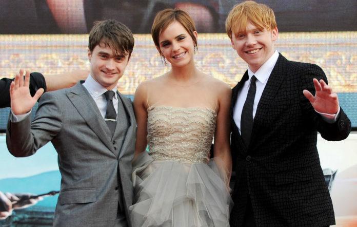 Harry Potter movies return to cinema